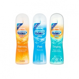 Durex Glijmiddel Trio (Warming-Sensitive-Tingle)