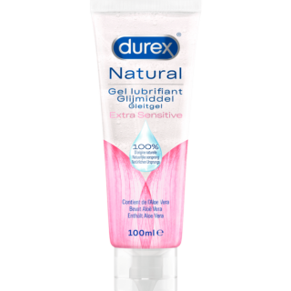 Durex Glijmiddel Natural Extra Sensitive (100ml)