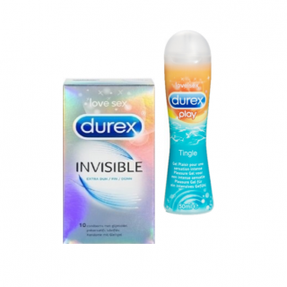Invisible Tingle (Invisible extra dun- Tingle gel)