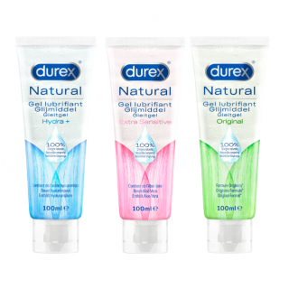 Durex Naturel Bundel (Natural - Extra Sensitive - Hydra)