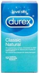 Durex classic natural