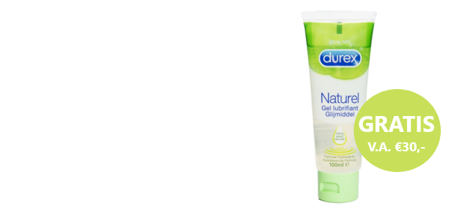 GRATIS DUREX PLAY NATUREL