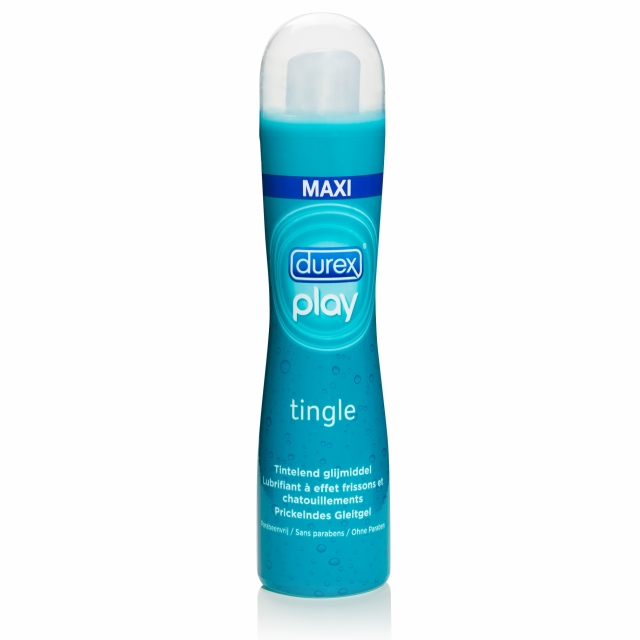 Durex Play Tingle Maxi (100ml)